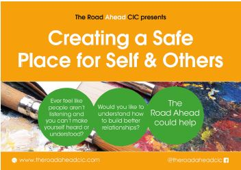Creating a Safe Place for Self and Others A